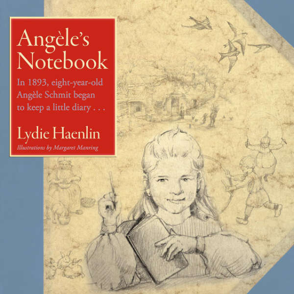 English Carnet D'Angel cover
